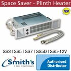 Smiths SS3 SS5 SS7 Under Cupboard Plinth Heater Kitchen Space Saver