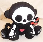 Stupendo Peluche SKELANIMALS 15cm Originale ANIMALE Scheletro SKELANIMAL Plush