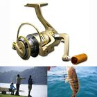 GF1000-6000 Spinning Fishing Reels 10BB Metal Arm Rivers Pool Bait Casting QT
