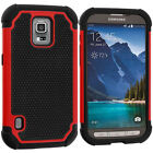 Samsung Galaxy S5 Active G870 Dual Layer Protection Shockproof Hybrid Case