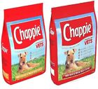 CHAPPIE - (3kg / 15kg) - Chicken Beef Wholegrain Complete Dog Food bp Pet Feed k