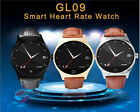 Fochutech GL09 Circular screen smart watches waterproof heart rate monitor watch