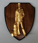 USN US NAVY THE LONE SAILOR STATUE INSIGNIA SILVER GOLD BRONZE PLAQUE