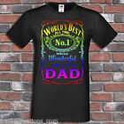 Best Dad Shirt Gift for Dads Fathers Day Present No.1 Funny Mens Gift T-Shirt