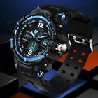 Fashion Men Digital Sports Military Date Analog Quartz Wrist Watch WATERPROOF <br/> Good quality,special,best gift to yourself :)