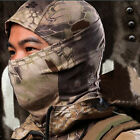 5 Colors Tight Camo Balaclava Outdoor Airsoft Tactical Hunting Full Face Mask