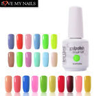 15ml Nail Art Soak-off Arte Clavo 220 Colors Gel Nail Polish Foundation Top Coat