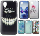 Cute Painted Plastic Hard PC Case Phone Back Cover Skin Shell For Wiko Sunset