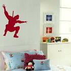 Ninja - Boys Wall Transfer / Interior Bedroom Art / Large Boy Wall Sticker RA118