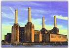 BATTERSEA POWER STATION  Pop Art Style Canvas Gallery Wrap Ready To Hang 3 Sizes