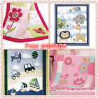 High Quality New Baby Comforter Quilt Blanket / Embroidered /Cotton - 100 *120cm