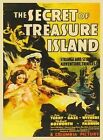 The Secret of Treasure Island - Cliffhanger Serial Movie DVD Don Terry