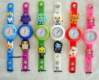 ADVENTURE TIME JIBBITZ BAND WATCH  & A SET OF 11 CHARMS, BRAND NEW