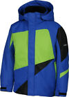 Karbon Jester Boys Ski Snowboard Snow Jacket in Royal Blue - Sizes 6-12