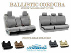 Coverking Cordura Ballistic Front & Rear Seat Covers for Jeep Grand Cherokee