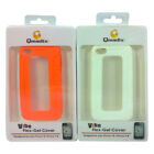 Qmadix Vibe Flex-Gel Durable Impact Absorbing Case for iPhone 4/4s