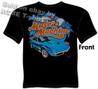 68 69 Corvette T Shirt C3 427 Stingray Clothing Muscle Machine Tee M L XL 2XL 3X