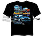 Mustang T Shirts Ford Shirt Mustang Apparel Classic Car Shirt 1965 1966 65 66 67