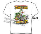 Ratfink T Shirts Vicious Vette C4 Corvette Big Daddy Clothing Sz M L XL 2XL 3XL