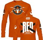 Star Wars VII - T-Shirt manches longues Red Squad - Licence officielle