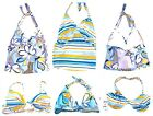 NWT$50+ Sunsets Dazy & Chopstix Blue Swimsuit Separates