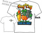 Ratfink T Shirts Hot Rod T Shirts Big Daddy Clothing Surf All Day Race All Night