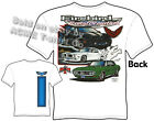 Firebird Pontiac T Shirt 67 68 69 Muscle Car Shirt Apparel Tee Sz M L XL 2XL 3XL