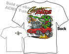 Camaro T Shirts Ratfink T Shirts Chevy Shirt Ed Big Daddy Clothing IROC Guts Tee