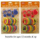 BNIP My 1st Lots of Learning Links 17pc Link Toy 12mths + Pink Blue
