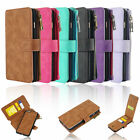 For Apple iPhone 6&6S/6&6S Plus Leather Removable Case Cover Wallet Card Holder