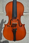 Old FRENCH violin, MANSUY by LABERTE-HUMBERT label inside, with authentification
