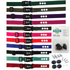 """1"""" Dog Fence PIF-275-19 Replacement Collar Strap  RFA 48  WITH 4 RFA 67-D"""