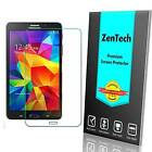 ZenTech® Tempered Glass Screen Protector Guard Shield For Samsung Galaxy Tablet