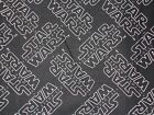 Star Wars The Force Awakens Black Quilting Fabric Camelot 100% Cotton FQ or BTY