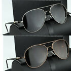 Fashion Mens Aviator Sunglasses Polarized Outdoor Driving Mirror Glasses Eyewear