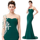 Womens Vintage Bridesmaid Formal Long Party Evening Cocktail Gown Maxi Dress NEW