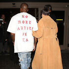 No More Parties In LA T-Shirt Kanye West Yeezy Life of Pablo Sizes S-6XL