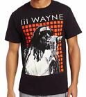 LIL WAYNE RED GRID 100% OFFICIALLY LICENSED RAP WEEZY YMCMB T-SHIRT