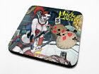 Official DC Harley Quinn Coaster Suicide Squad Villain Drinks Mat