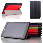 Ultra Slim Magnetic Flip Folio Leather Stand Book Cover Case For LG G PAD Tablet