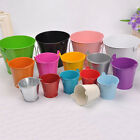 Mini Metal Colorful Bucket Candy Keg Pails Wedding Party Favors Decoration DIY