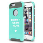 where to buy verizon iphone 6 - For iPhone X SE 5s 6 6s 7 8 Plus Shockproof Hard Soft Case Home Is Where Mom Is