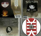 """SEETHER *VG+* """"FINDING BEAUTY NEGATIVE SPACES (EXPLICIT VER)"""" 2007 US WIND UP CD"""