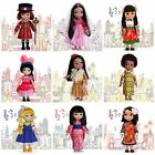 """Disney Store 16"""" It's A Small World Singing Dolls- CHOOSE YOUR COUNTRY - NIB"""