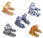 Xmas Halloween Party Animal Pattern Kids Child Baby Shoes Costume School Play