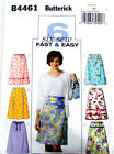 Внешний вид - BUTTERICK PATTERN SKIRT VERY EASY MISSES' or MISSES' PETITE SIZE 16-22 # B4461