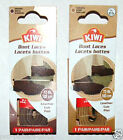 """(CHOICE) Premium Kiwi 72"""" Brown Rawhide Leather Boot Shoelaces Laces Strings"""
