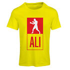 Boxing women T Shirts I Love Muhammad Ali,gym clothing, gym wear workout t shirt