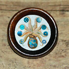 OCTOPUS cog gear STEAMPUNK Altered Art Tie Tack or Ring or Brooch pin