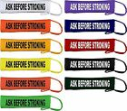 Ask Before Stroking Dog Lead Slip Cover 042